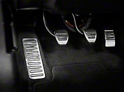 Modern Billet Dead Pedal Cover - Polished (15-19 All)
