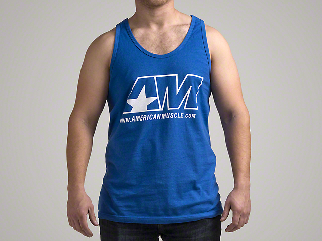 AM Icon Tank Top - Mens