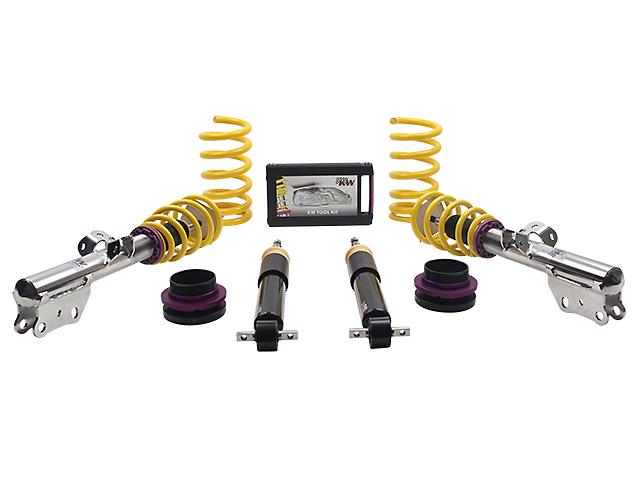 KW Suspension V1 Coilover Kit (15-19 Fastback w/o MagneRide)