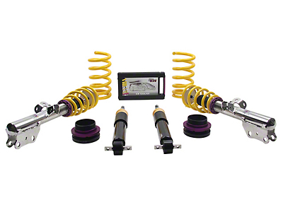 KW Suspension V1 Coilover Kit (15-19 Fastback w/o MagneRide)