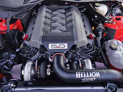 Hellion Twin Turbo - Complete Kit (15-17 GT)