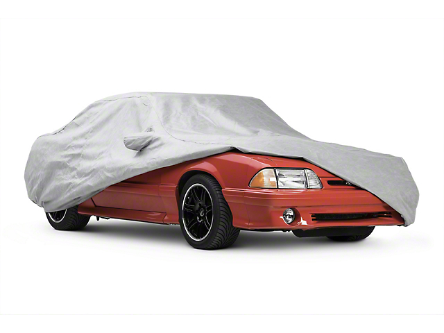 SpeedForm Standard Custom-Fit Car Cover (87-93 All)