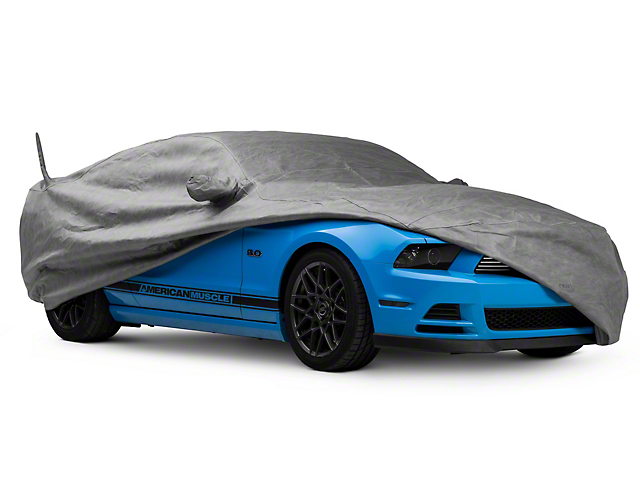 TruShield Standard Custom-Fit Car Cover (10-14 GT, V6; 10-12 GT500)