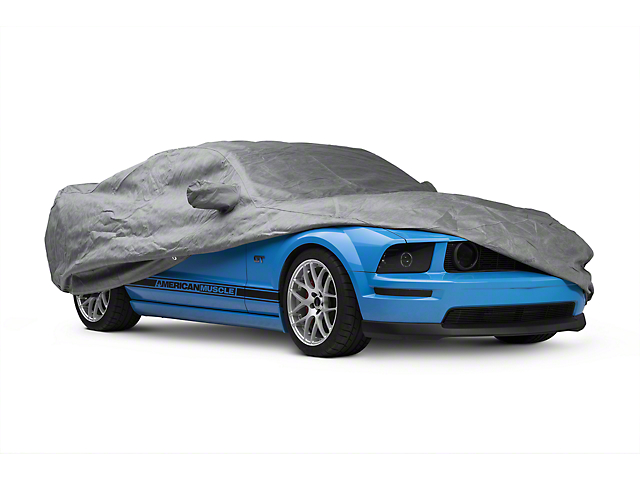 SpeedForm Standard Custom-Fit Car Cover (05-09 GT Convertible, V6 Convertible)