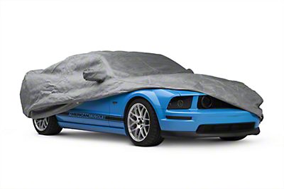 TruShield Standard Custom-Fit Car Cover (05-09 GT Convertible, V6 Convertible)