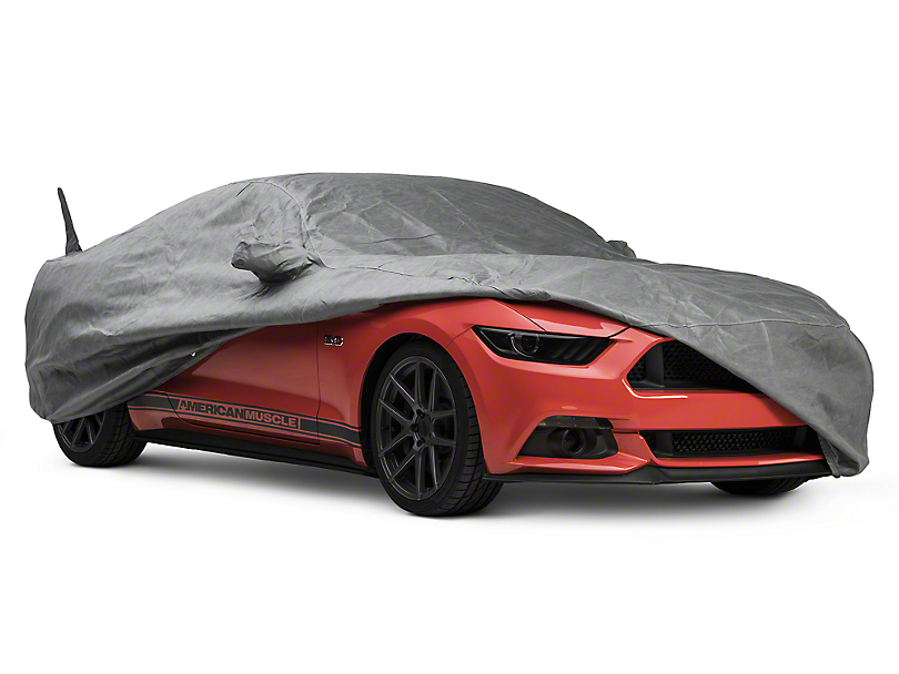 TruShield Standard Custom-Fit Car Cover (15-18 Convertible)