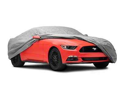TruShield Standard Custom-Fit Car Cover (15-17 Fastback)