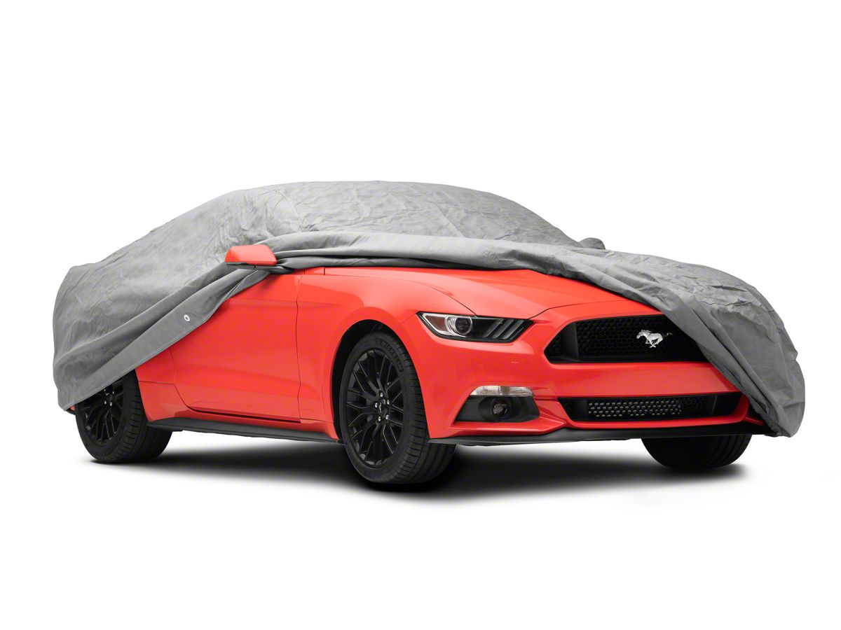 CUSTOM FIT 2017 2018 2019 DODGE CHALLENGER BREATHABLE CAR COVER W//MIRRORPOCKET