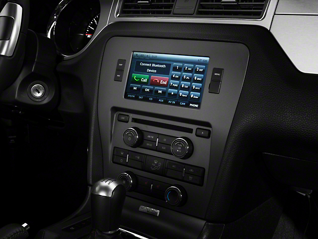Gen2 OE-Style GPS Navigation with Bluetooth, Back-up Camera, and HDMI; US Only (10-14 w/ Sync)
