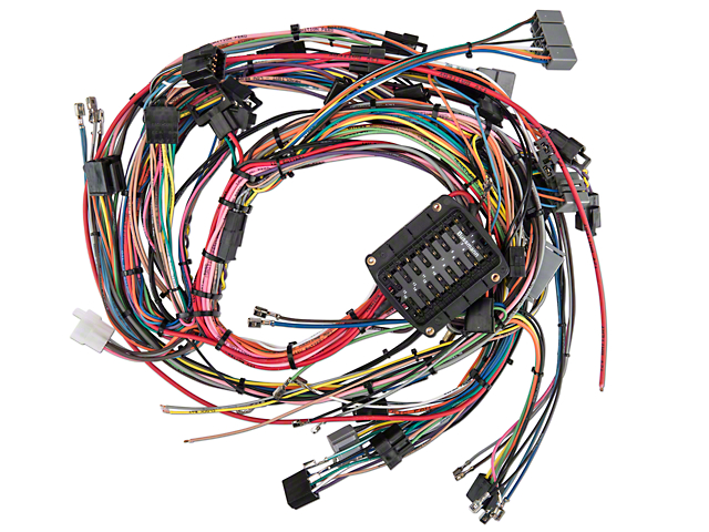 OPR Classic Update Wiring Kit (87-89 5.0 All)