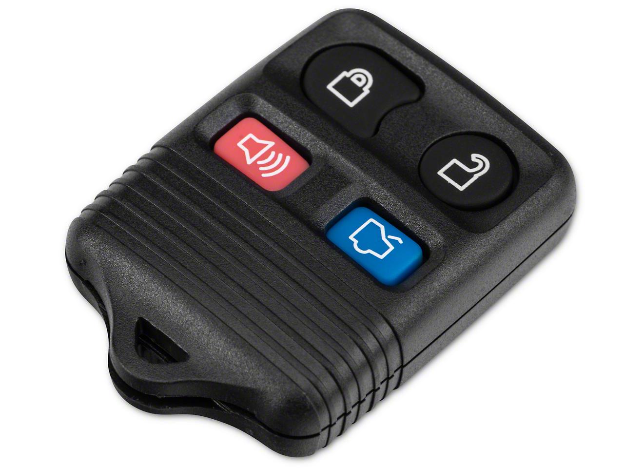 OPR Keyless Entry Remote Case w/ Key Pad (99-09 All)
