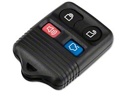OPR Keyless Entry Remote Case with Key Pad (99-09 All)