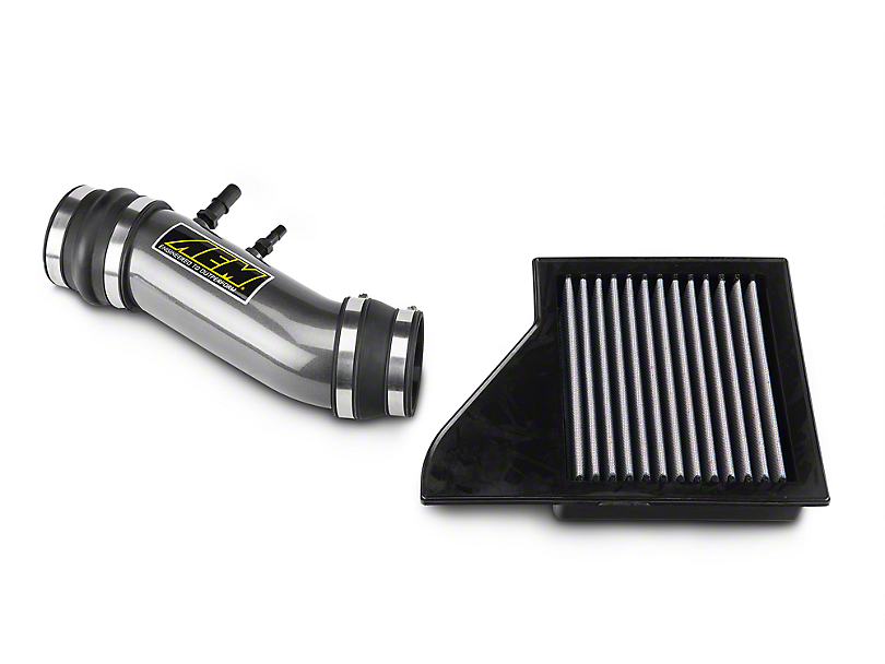 AEM Intake Tube w/ DryFlow Replacement Air Filter (11-14 V6)