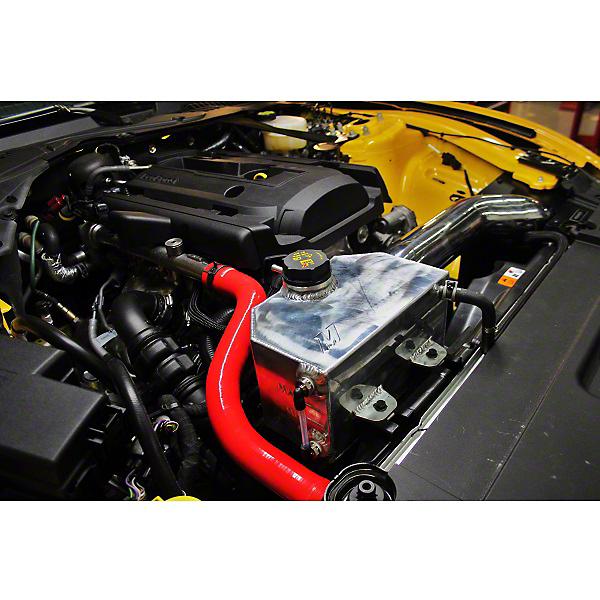 Mishimoto Aluminum Coolant Expansion Tank (15-18 GT, EcoBoost, V6)