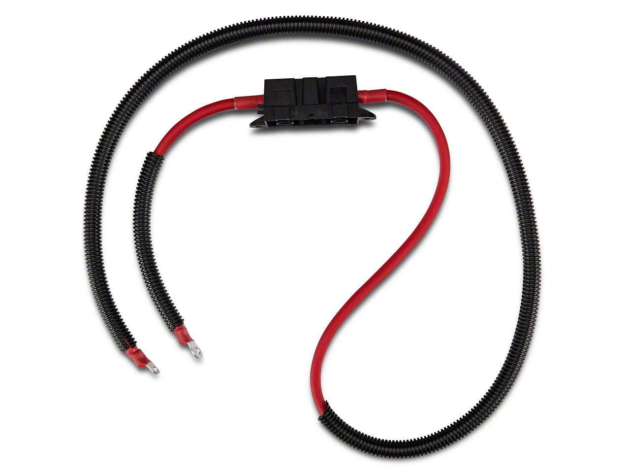 PA Performance Premium Power Wire Kit (07-08 GT500)