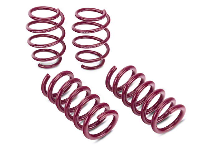 Vogtland Sport Lowering Springs (15-20 EcoBoost Convertible, V6 Convertible w/o MagneRide)