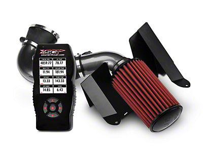 AEM Brute Force Cold Air Intake and Bama X4 Tuner (11-14 GT)