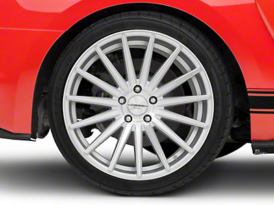 Vossen VFS/2 Silver Polished Wheel - 19x10 (15-18 All)