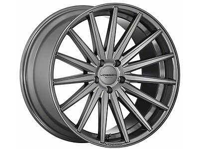 Vossen VFS/2 Gloss Graphite Wheel - 19x8.5 (15-17 All)