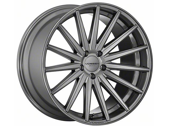 Vossen VFS/2 Gloss Graphite Wheel - 20x10.5 - Rear Only (05-14 All)