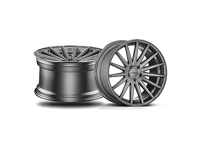 Vossen VFS/2 Gloss Graphite Wheel - 20x10.5 (15-19 GT, EcoBoost, V6)