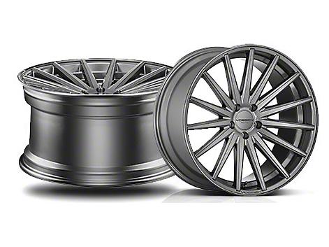 Vossen VFS/2 Gloss Graphite Wheel - 20x10.5 (15-18 GT, EcoBoost, V6)