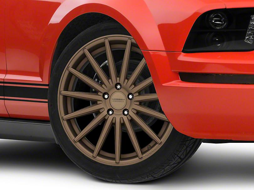 Vossen VFS/2 Satin Bronze Wheel - 20x9 (05-14 All)