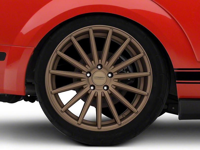Vossen VFS/2 Satin Bronze Wheel - 20x10.5 (05-14 All)