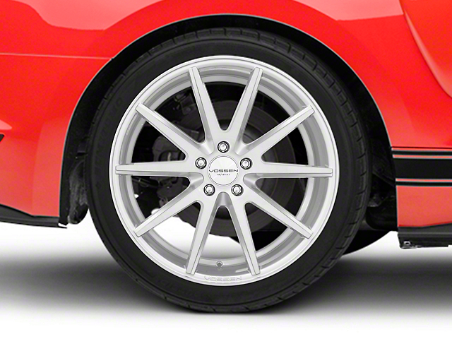 Vossen VFS/1 Silver Brushed Wheel - 19x10 (15-17 All)