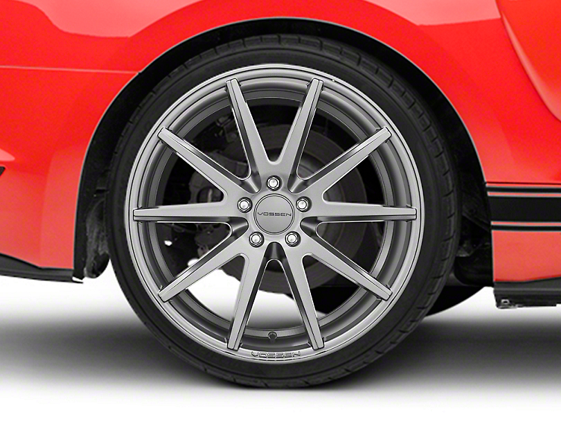 Vossen VFS/1 Matte Graphite Wheel - 19x10 (15-17 All)