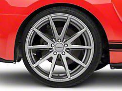 Vossen VFS/1 Matte Graphite Wheel - 20x10.5 - Rear Only (15-19 GT, EcoBoost, V6)