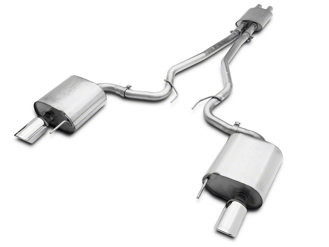 Borla ATAK Cat-Back Exhaust (15-17 V6 Fastback)