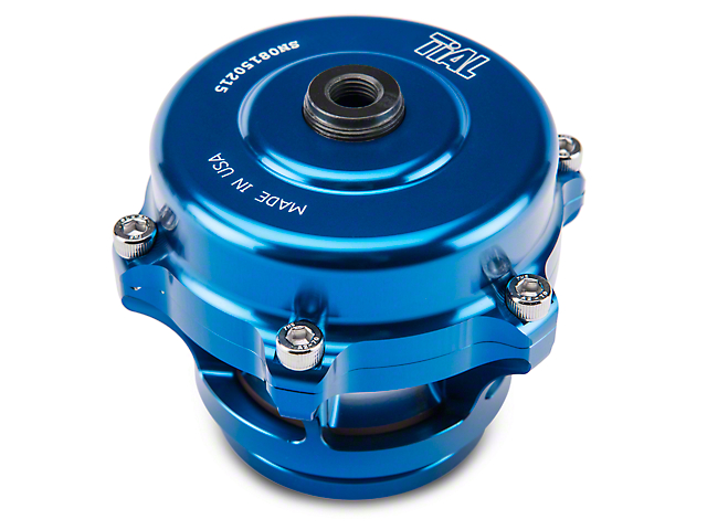 Tial Sport Q 8 PSI Blow Off Valve - Blue (15-17 EcoBoost)