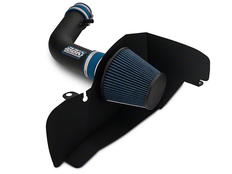 BBK Blackout Cold Air Intake (15-17 V6)