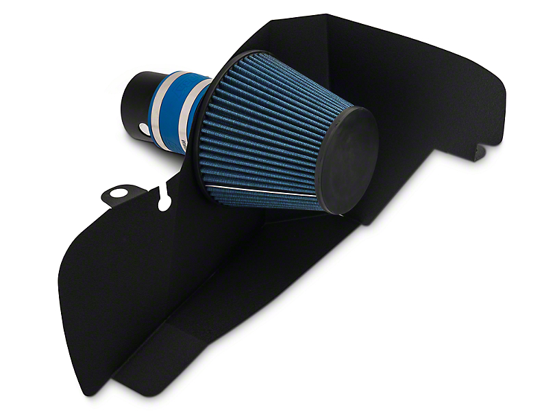 BBK Blackout Cold Air Intake (15-17 EcoBoost)