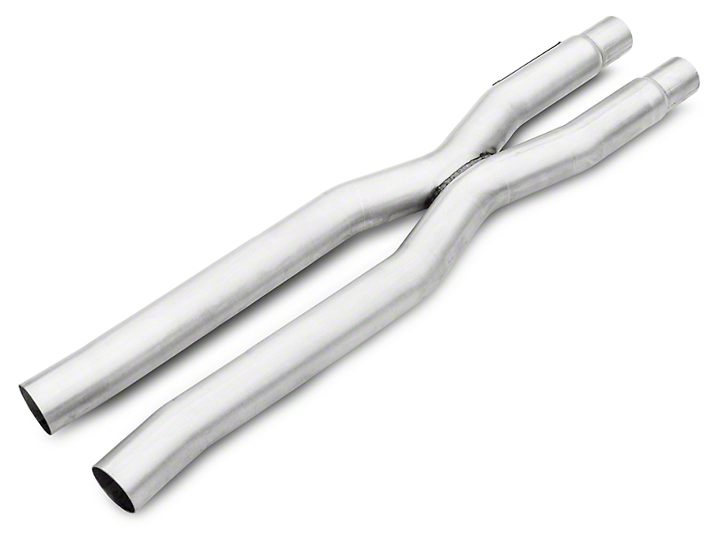 BBK Cut and Clamp Resonator Delete X-Pipe (15-17 GT)