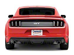 Roush Rear Valance; Pre-drilled for Back-up Sensors (15-17 GT Premium, EcoBoost Premium)