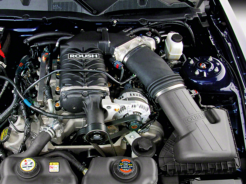 Roush R2300 550HP Supercharger - Phase 2 Kit (2010 GT)