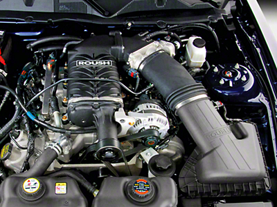 Roush R2300 550 HP Supercharger Kit - Phase 2 (2010 GT)