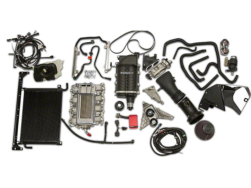Roush R2300 Aluminator Supercharger Kit - Phase 3 (11-14 GT)
