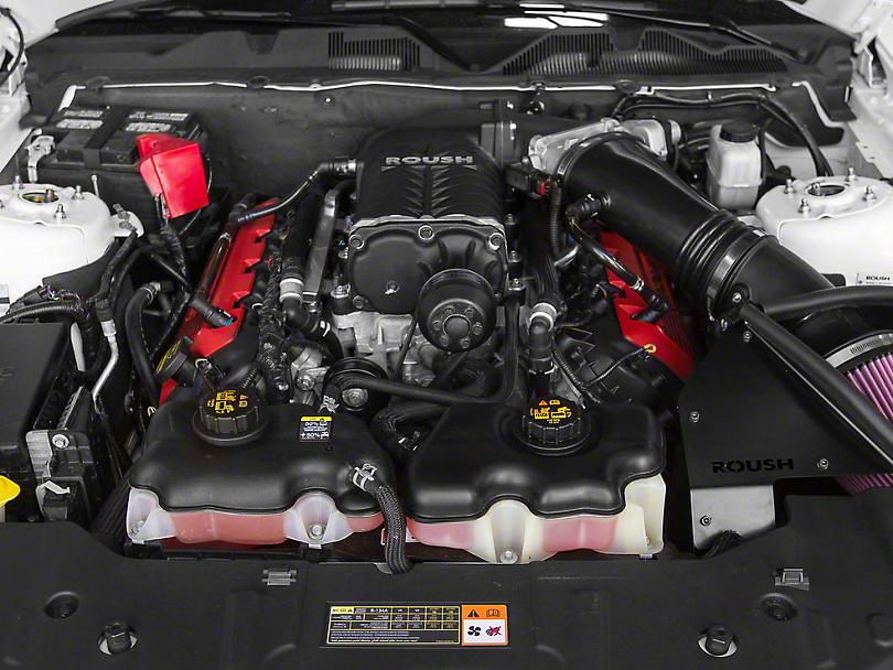 Roush R2300 Aluminator Phase 1 to Phase 3 Supercharger Upgrade Kit (11-14 GT)