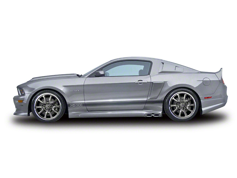 Cervini's C-Series Body Kit (11-12 GT Convertible)