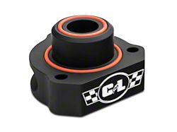 C&L Bypass Valve Adapter - Black (15-20 EcoBoost)