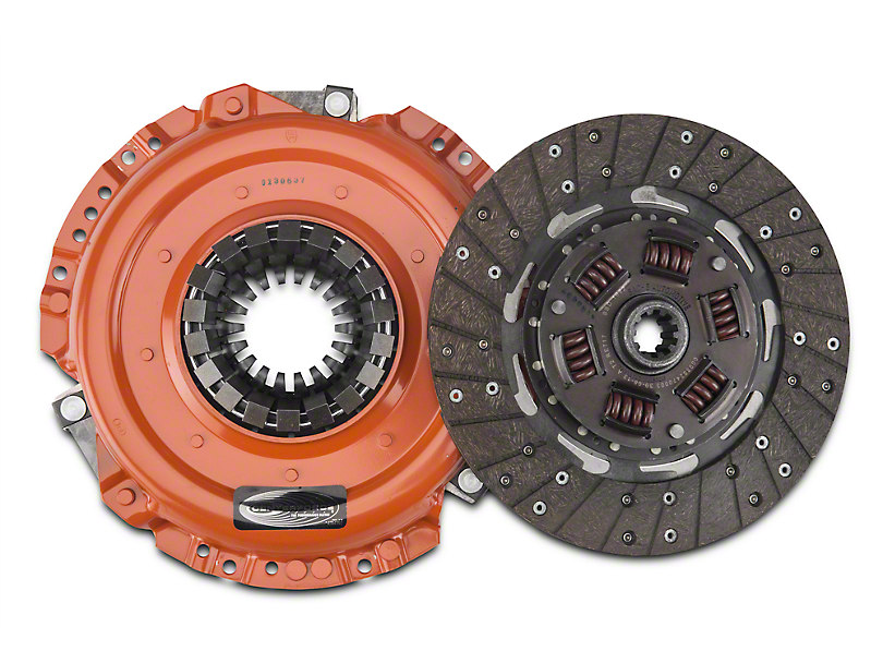 Centerforce Dual Friction Clutch Kit (79-80 5.0L)