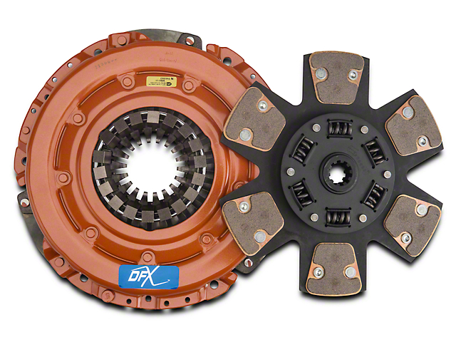 Centerforce DFX Clutch Disc and Cover (81-85 5.0L)