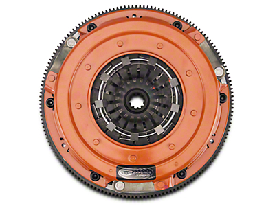 Centerforce DYAD DS Twin Disc Clutch (81-85 5.0L)
