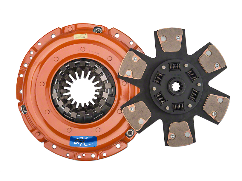 Centerforce DFX Ceramic Clutch Kit - 10 Spline (99-04 Cobra)