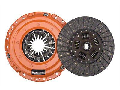 Centerforce Dual Friction Clutch Kit - 26 Spline (Late 01-04 GT; 99-04 Cobra; 03-04 Mach 1)