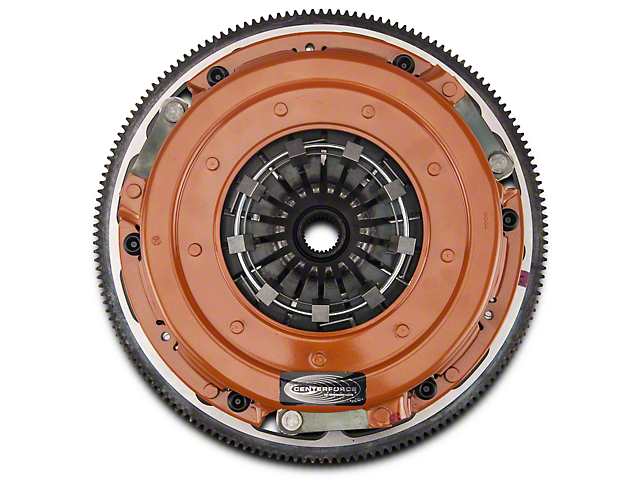 Centerforce DYAD DS Twin Disc Clutch (07-08 GT500)