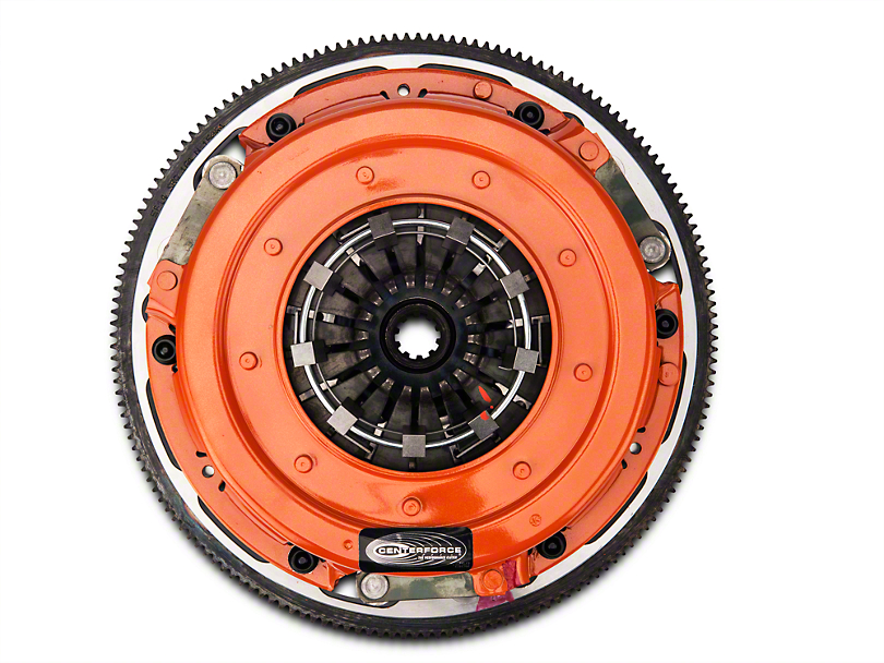 Centerforce DYAD DS Twin Disc Clutch (05-10 GT)